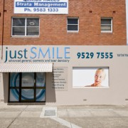 Exterior #2 of justSMILE in Ramsgate Sydney NSW