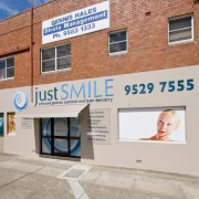 Exterior #1 of justSMILE in Ramsgate Sydney NSW