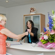 Reception consulting #3 at justSMILE in Ramsgate Sydney NSW