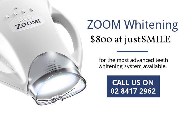 zoom teeth whitening machine