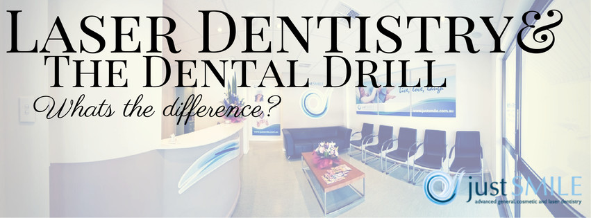 laser dentistry and the drill