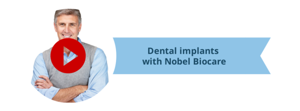 Dental implants with Nobel Biocare fro Dr Rammo servicing Hurstville, Ramsgate and surrounding Sydney suburbs
