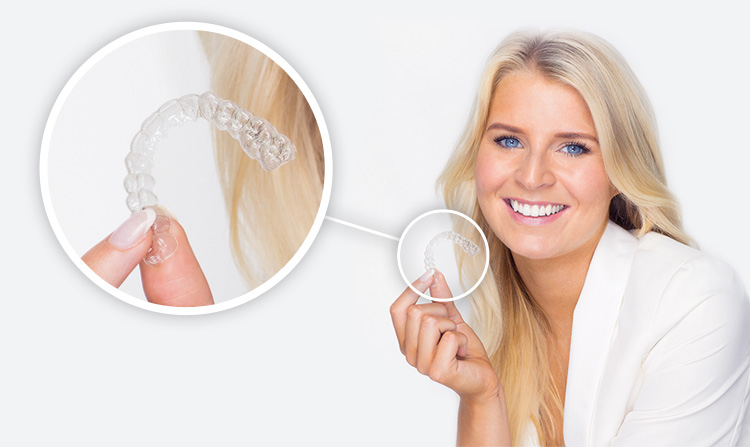 Clear alternative to braces | justSMILE