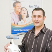Dr Rammo at justSMILE Ramsgate Sydney NSW