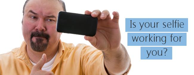truckie selfie - need a dental implant? Sydney NSW